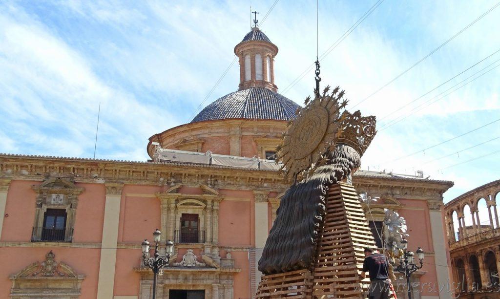 Basilica Virgen de los Desamparaados, Valencia