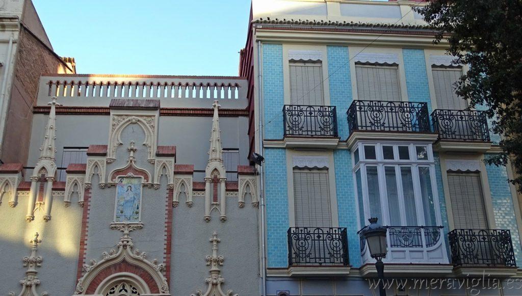 Calle Reina, Cabanyal, Valencia