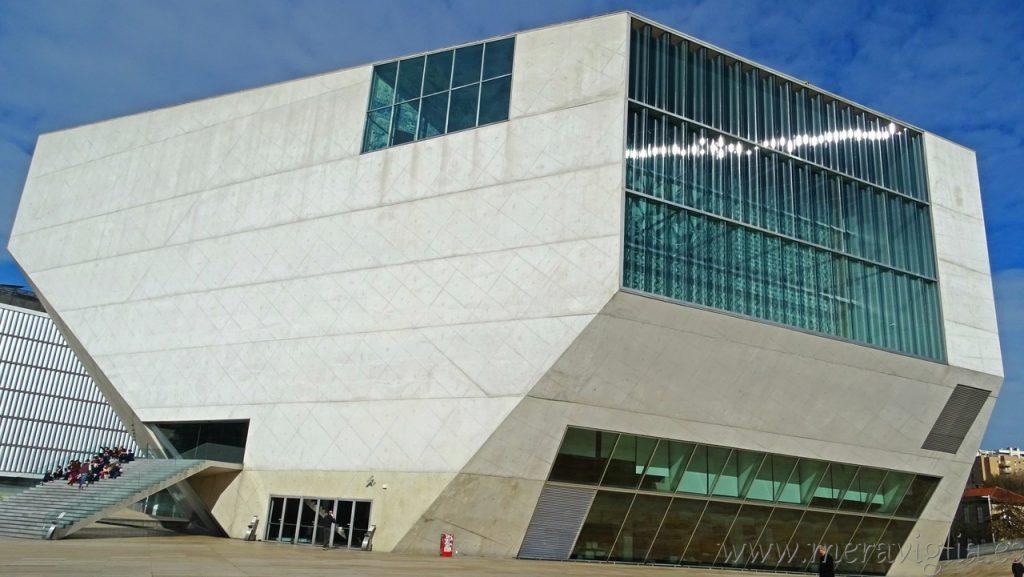 Casa da Musica, Oporto