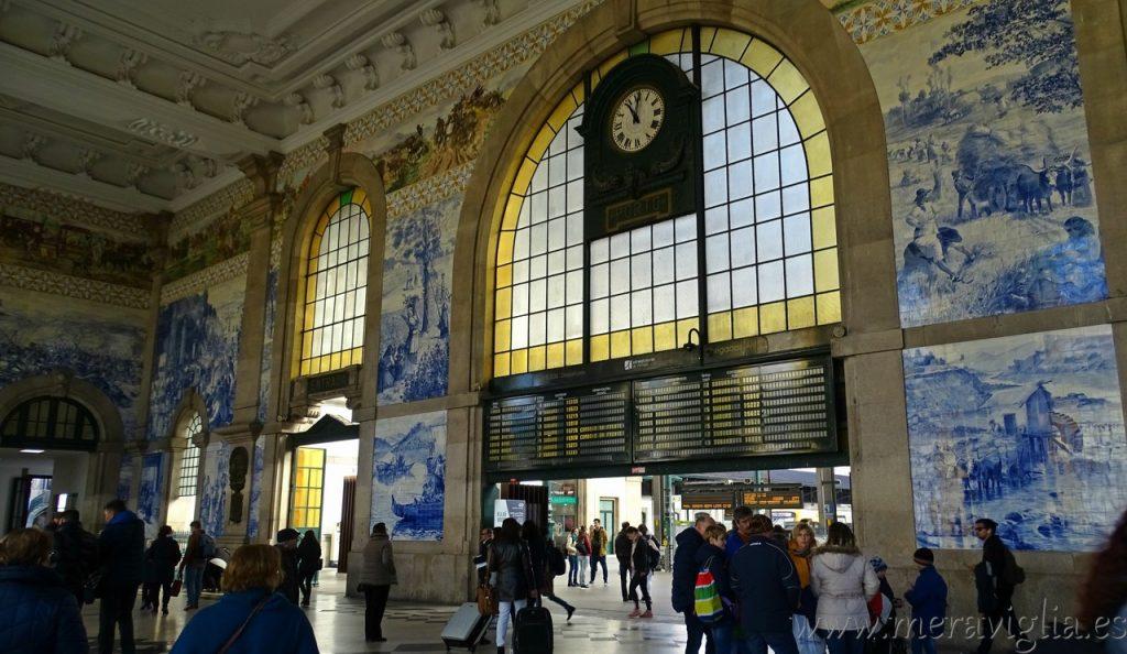 Estacion de San Benito, Oporto
