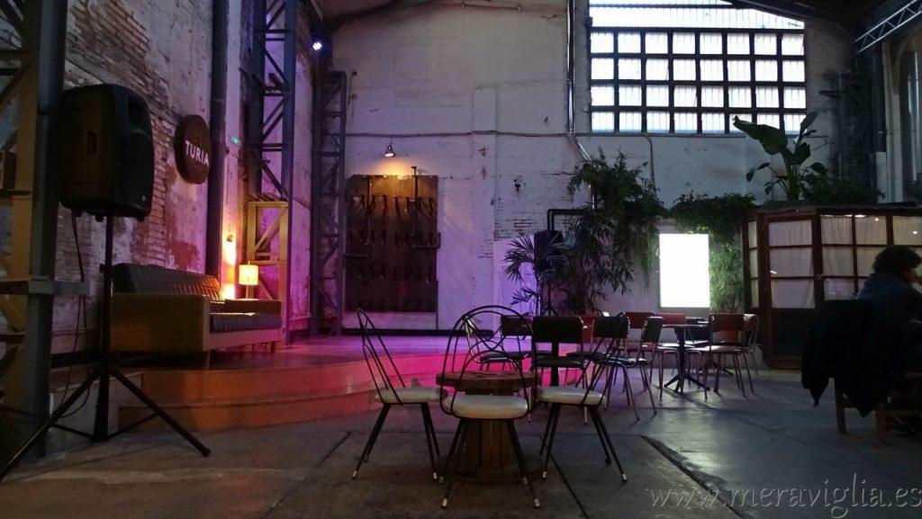 La Fabrica de Hielo, Valencia