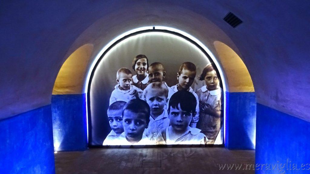Refugio Antiaereo, Ayuntamiento de Valencia