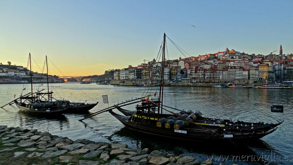 Ribiera do Douro, Oporto