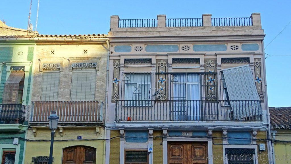 Viviendas del Cabañal, Valencia