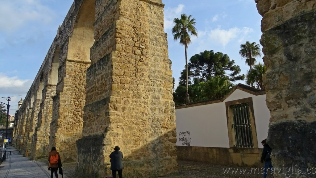 Acueducto de Coimbra