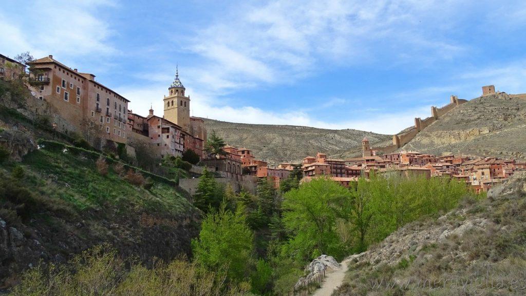 Albarracin, uno de los pueblos mas bonitos de Espana