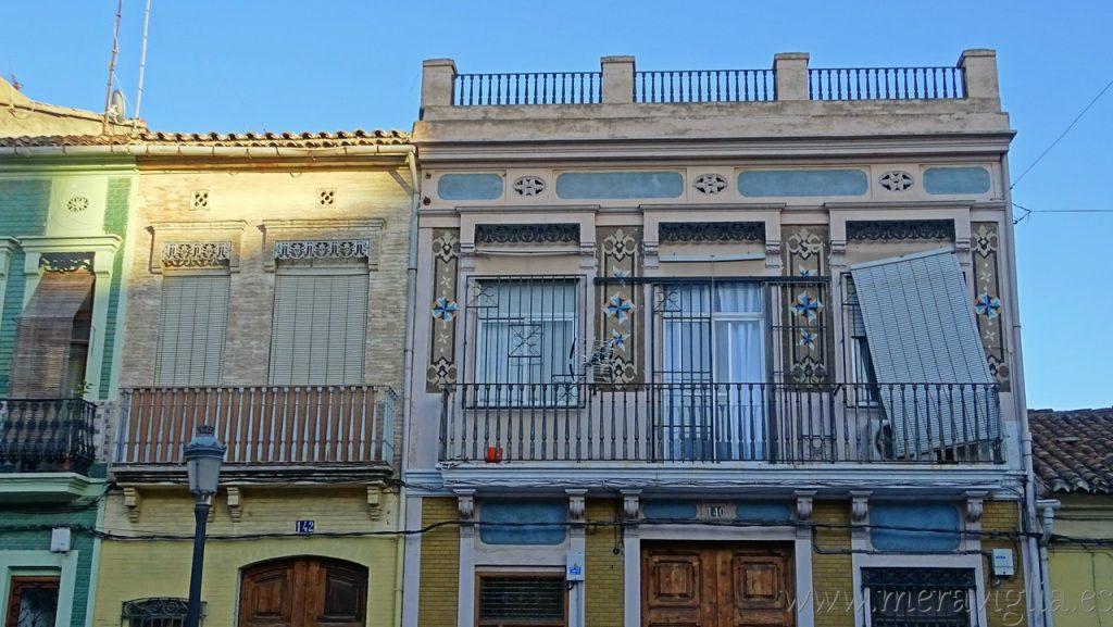 Barrio del Cabanyal Valencia