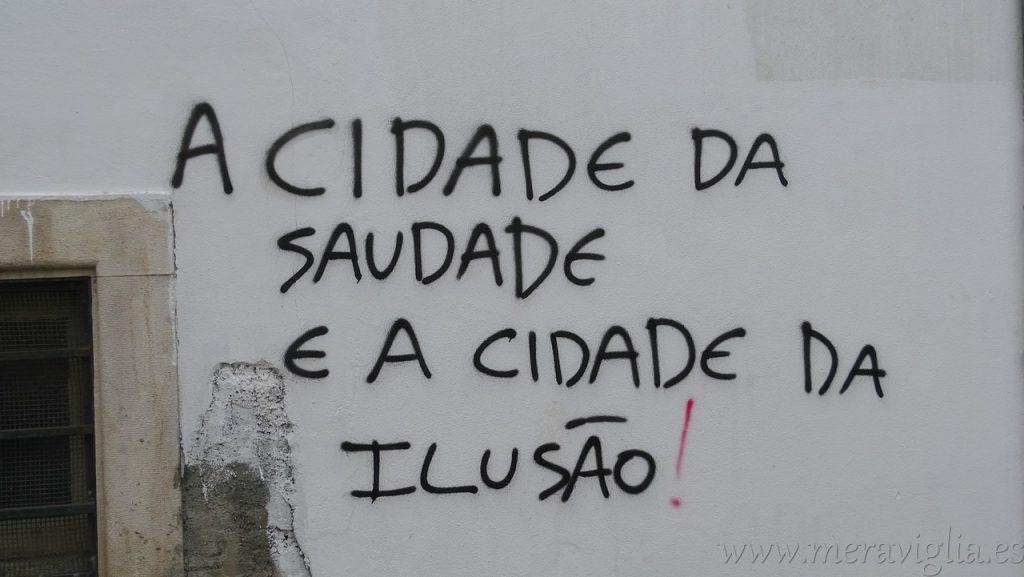 Coimbra y la saudade