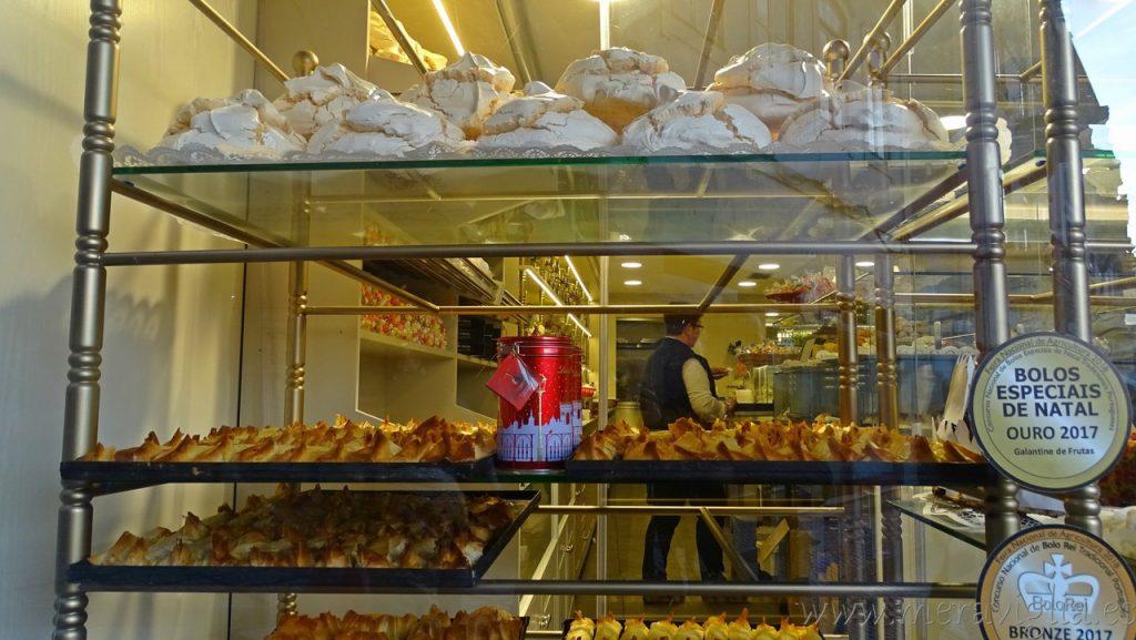Dulces tipicos de Coimbra