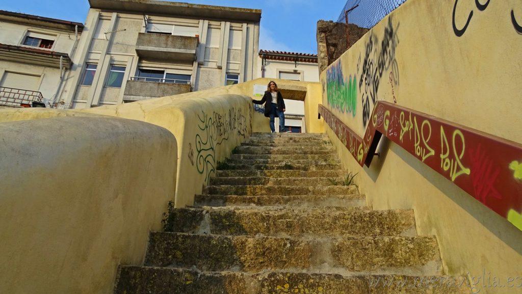 Escadas do Quinchorro, Coimbra