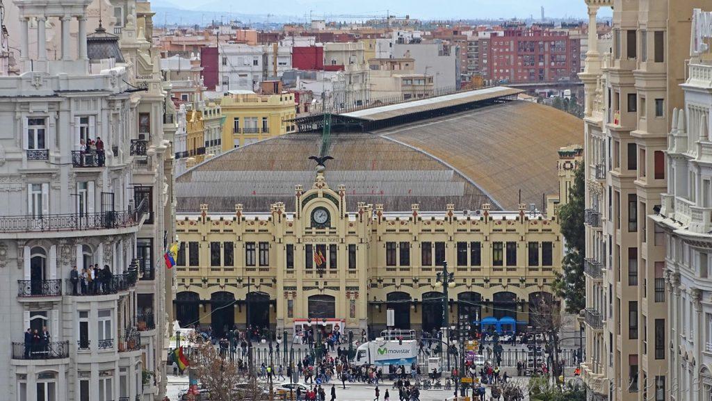 Estacion del Norte, Valencia