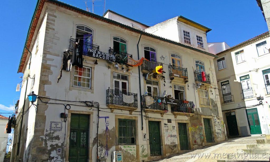 Las republicas de Coimbra