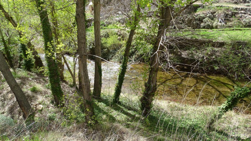 Paseo fluvial de Albarracin