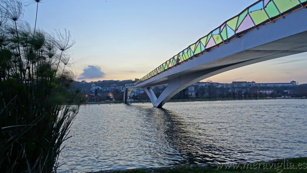 Puente Pedro e Ines, Coimbra
