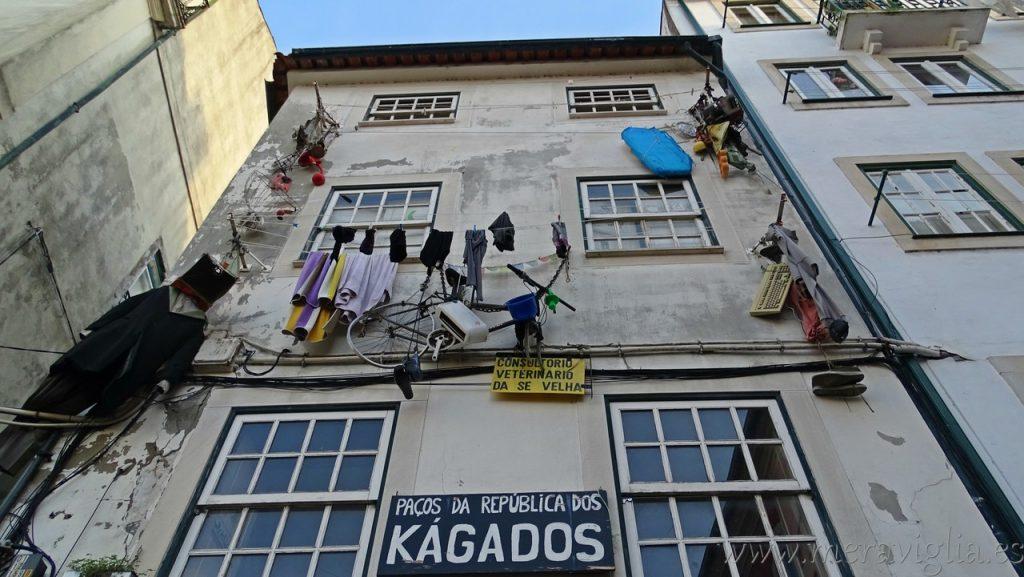 Republica Kagados, Coimbra