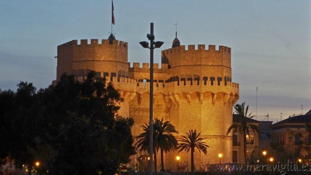 Torres de Serrano Valencia
