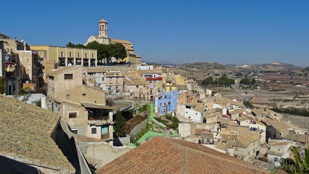 Vistas de Cehegin, Murcia