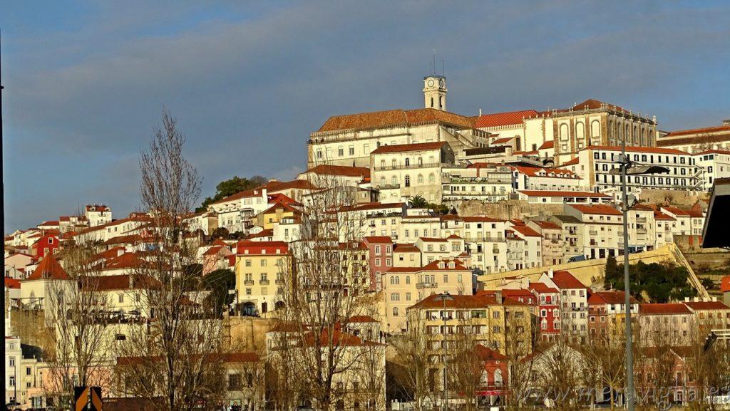 Vistas de Coimbra, Portugal