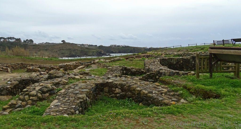 Castro de la Lanzada, Galicia