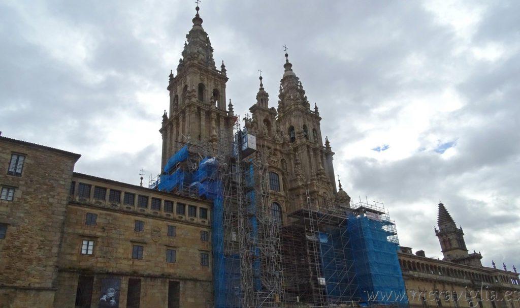 Catedral Santiago de Compostela, Santiago