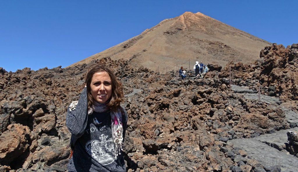 Cumbre del Teide, Tenerife