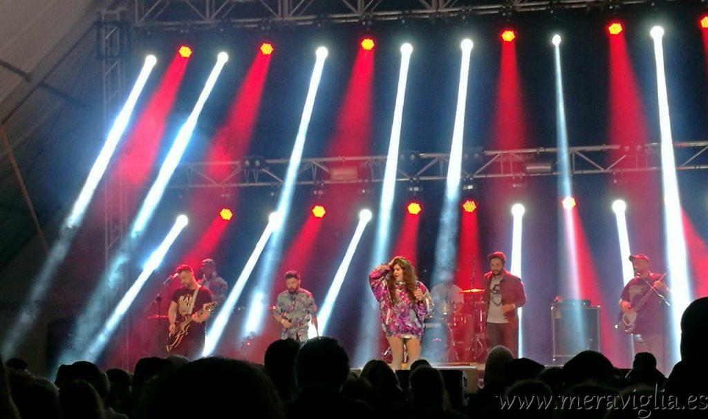 Frida en concierto, Cullera