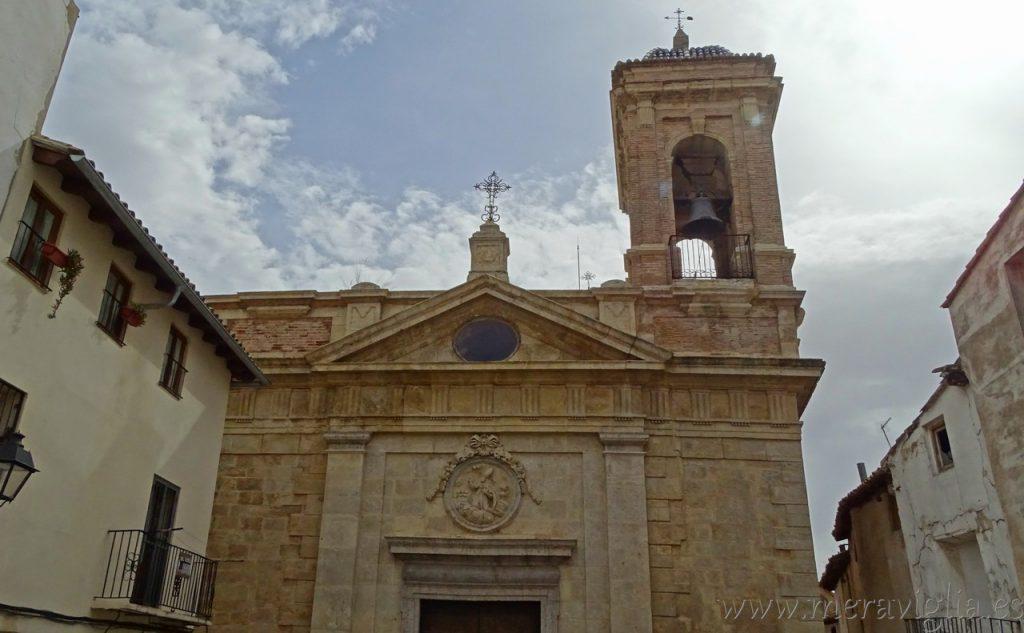 Iglesia San Nicolas, Requena