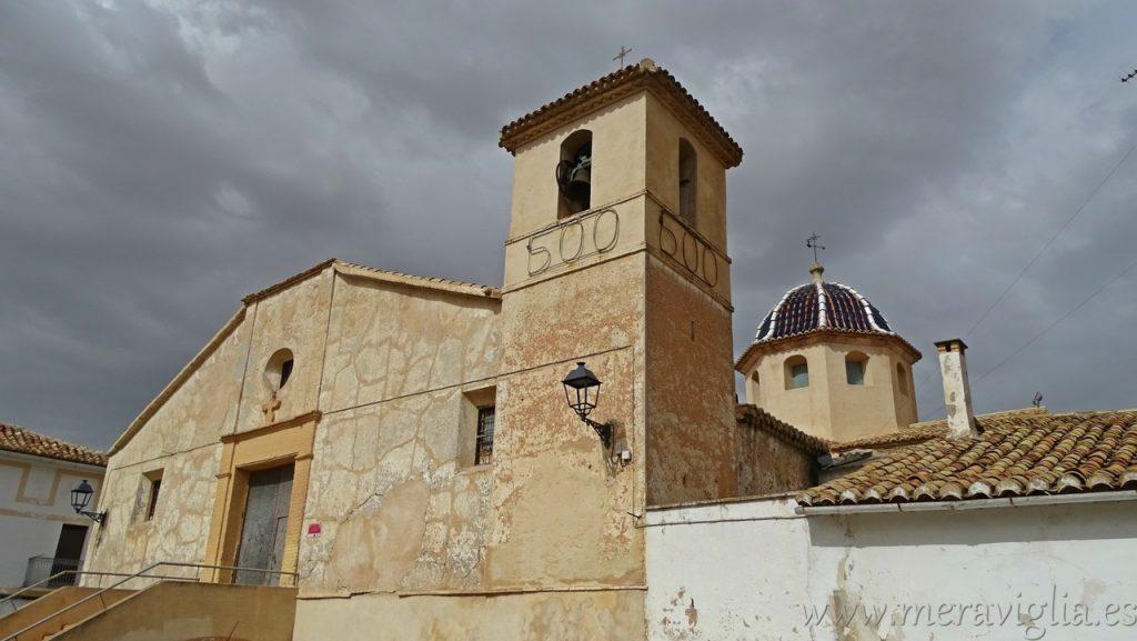 Iglesia San Sebastian Requena