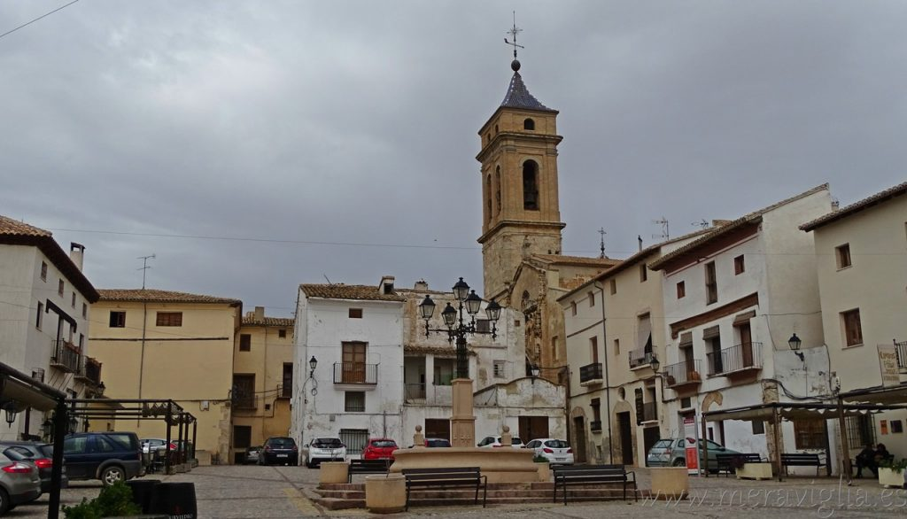 Plaza de la Villa Requena