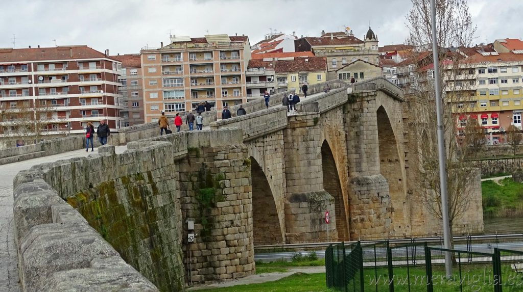 Puente Mayor, Ourense