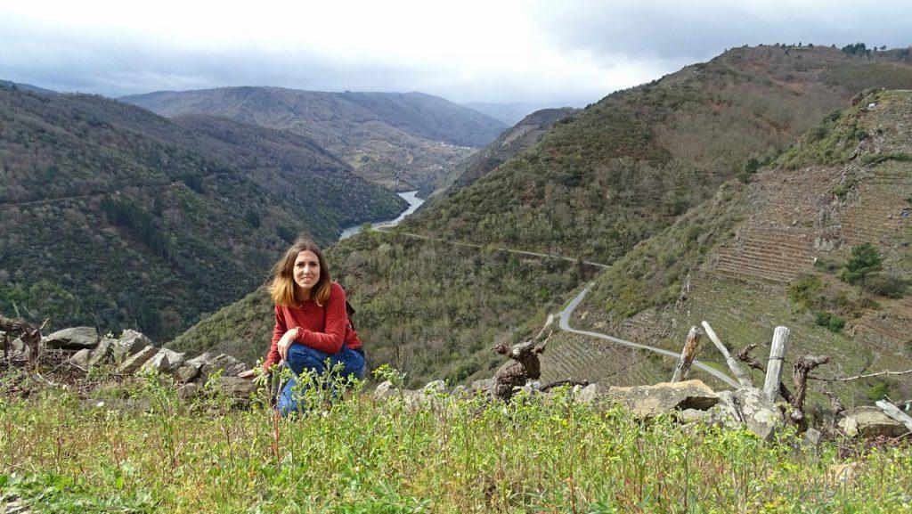 Ribiera Sacra, Galicia