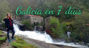 Roadtrip: Itinerario de 7 días por Galicia