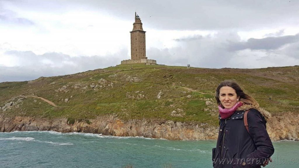 Torre de Hercules, A Coruna