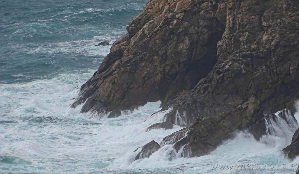 oleaje Atlantico Galicia