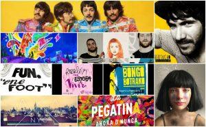 Top 20 canciones que me motivan a viajar