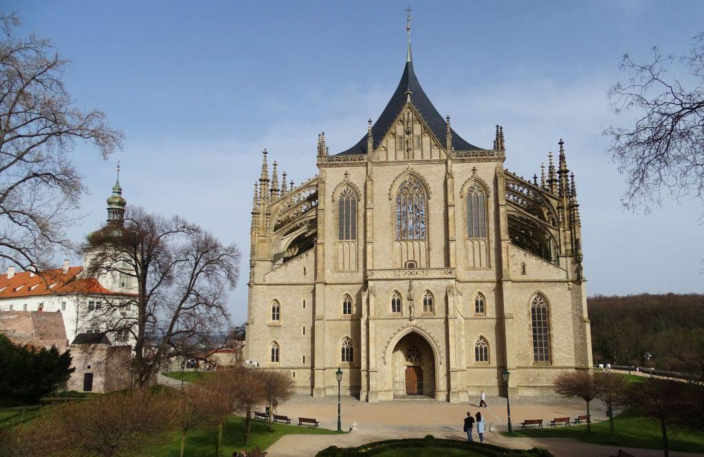 Catedral Kutna Hora, Chequia