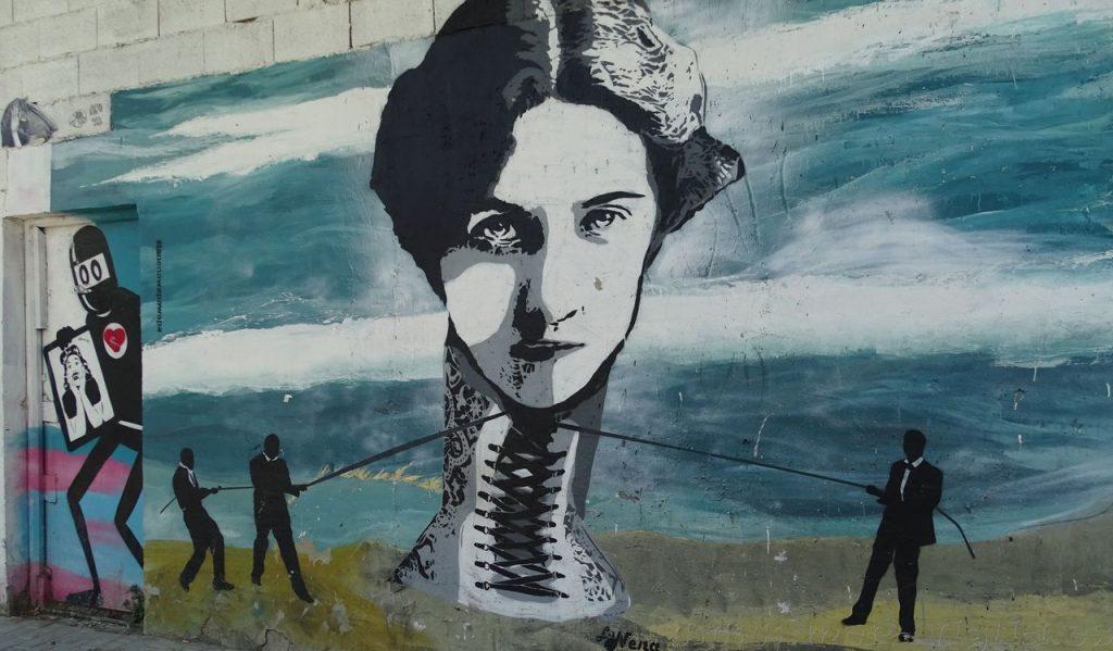 grafitis de Valencia