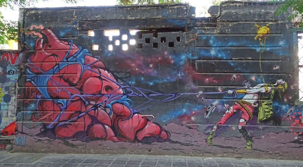 Deih Graffiti