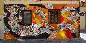Los grafiteros más destacados de Valencia