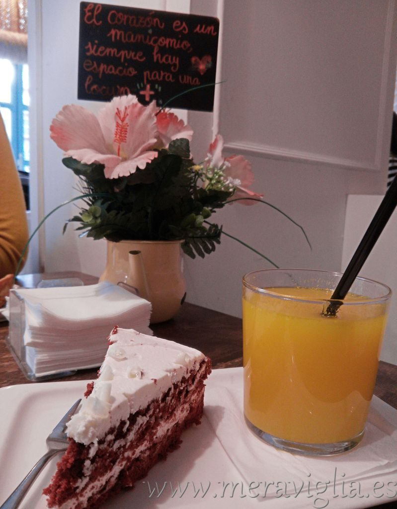 Mamá Delicias centro de Valencia