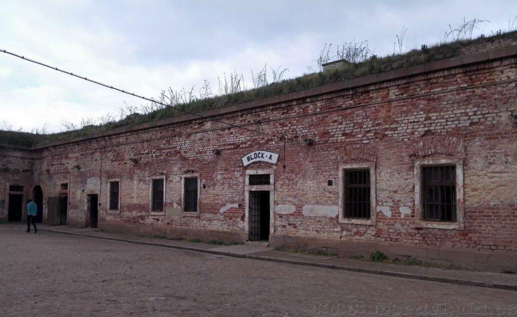 Salas Terezin, Chequia