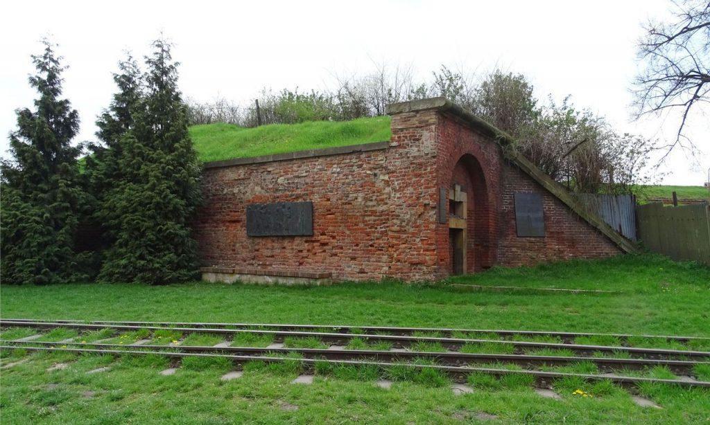 Crematorio gueto de Terezín