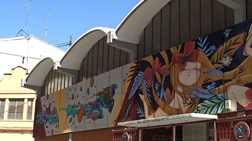 Mercado de Rojas Clemente, Valencia