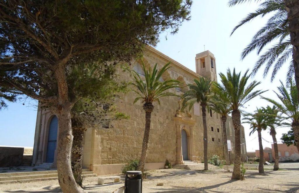 Iglesia de Tabarca, Alicante