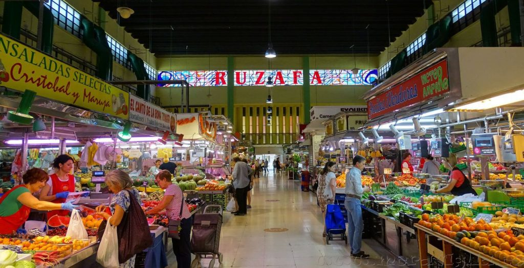 Mercado de Ruzafa, Valencia