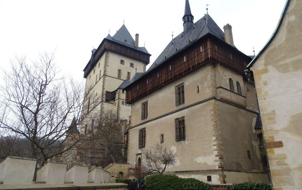 Castillo de Karlstein, Chequia