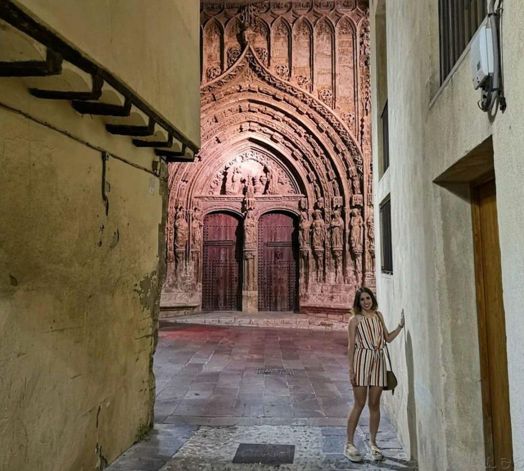 El interior de Valencia