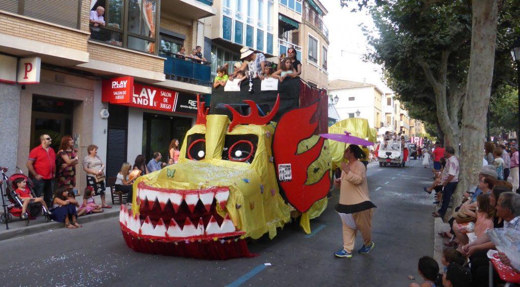 Rallye Humorístico, Requena