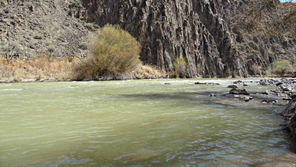 Rio Charyn, Kazajistan