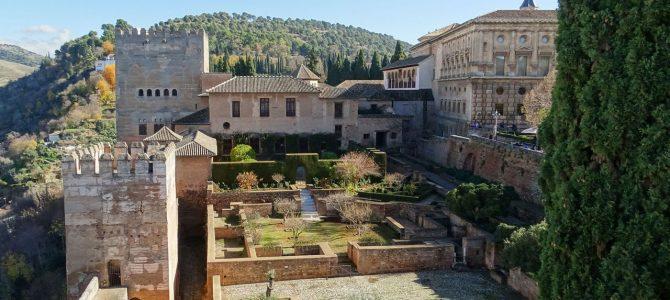 Cómo ir de Valencia a Granada